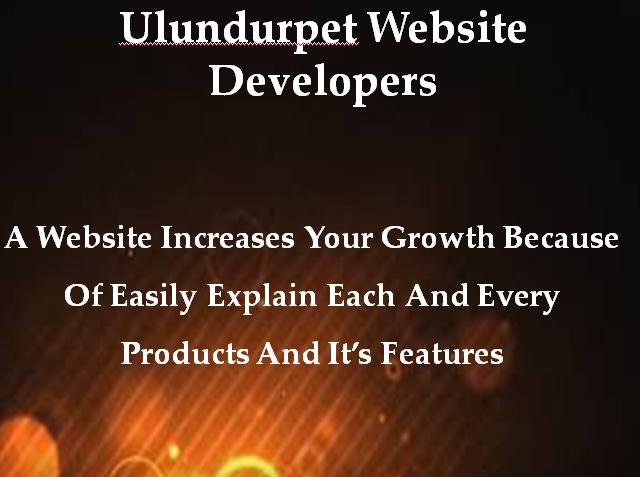 Ulundurpet Website Developers