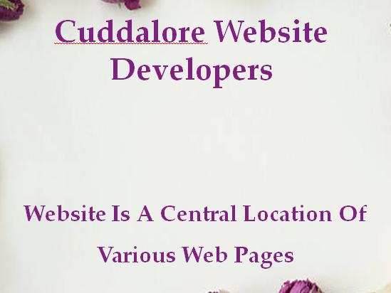 Cuddalore Website Developers