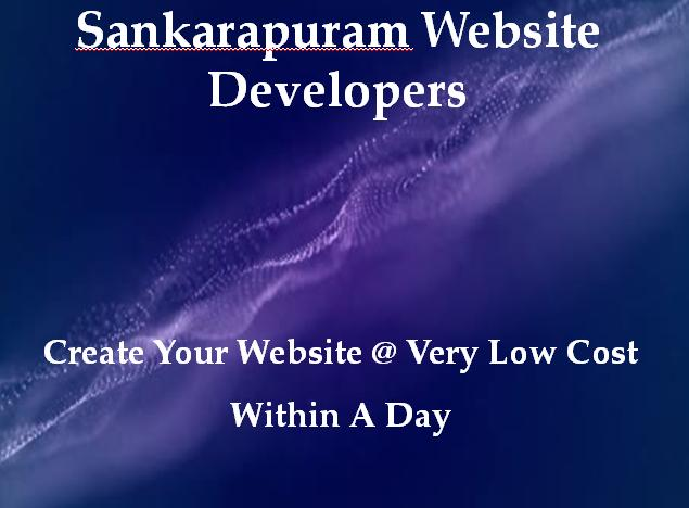 Sankarapuram Website Developers