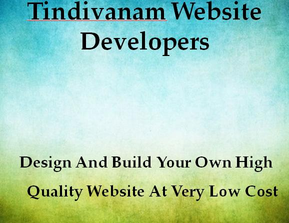 Tindivanam Website Developers